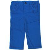 голубые брюки для мальчика