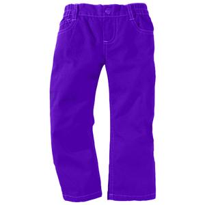 тонкие брюки для девочки